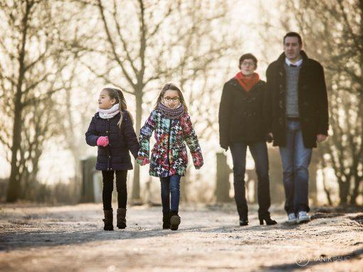 Séance photo en famille au rythme d'une balade au 6 bonnets à Willem