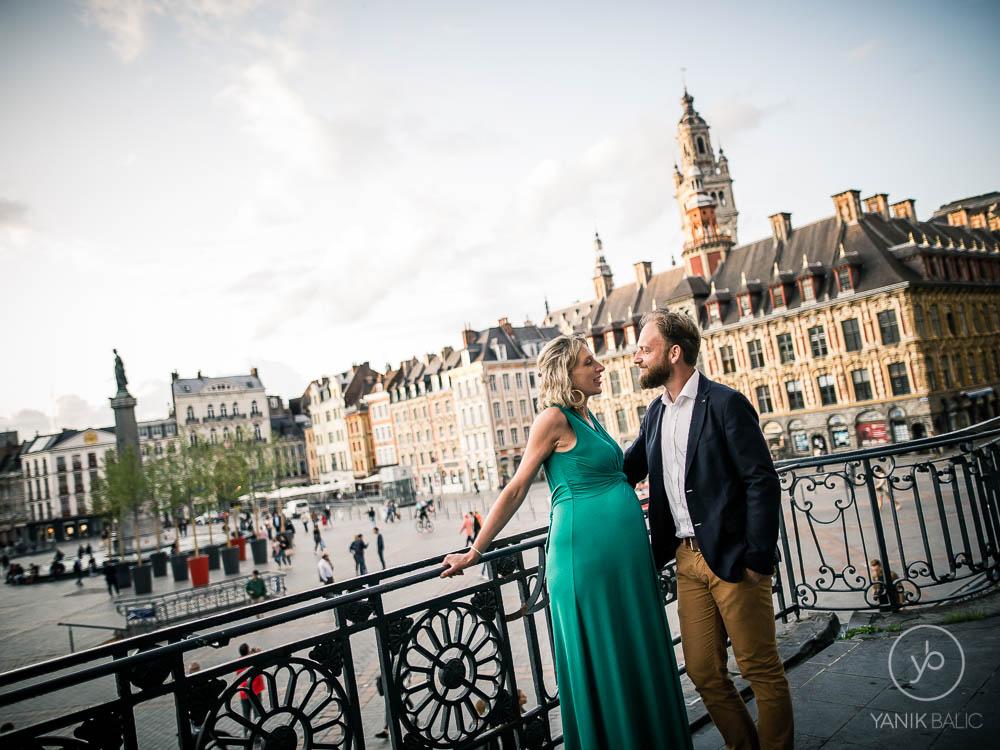 Séance photo de grossesse à Lille