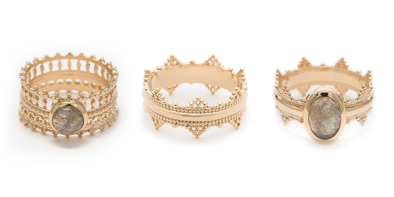 Packshot bijoux