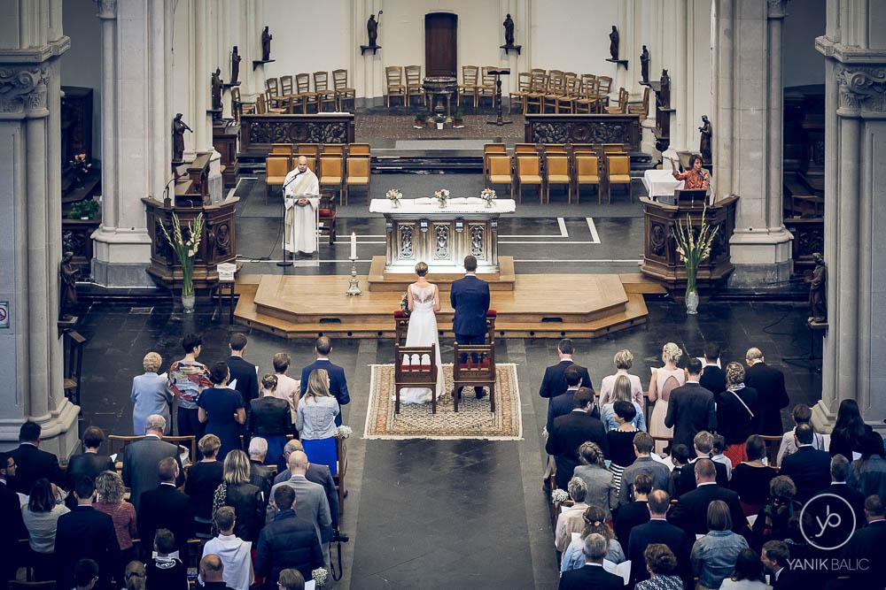 Photo réalisée à l'église