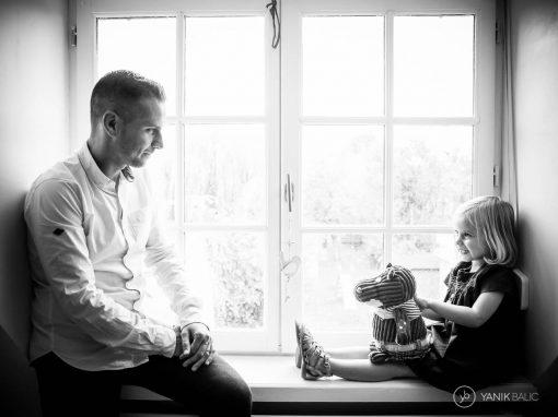 Reportage photo à domicile chez Pauline et Pierre à Tourcoing