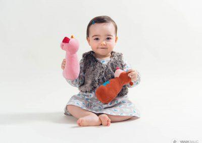 Séance photo de Manelle – Bébé de 10 mois